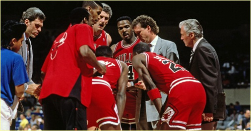 Chicago Bulls vs. Boston Celtics - 14 novembre 1986