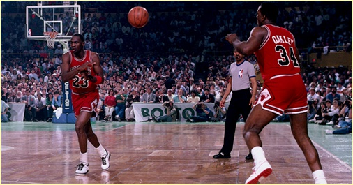 Boston Celtics vs. Chicago Bulls - 23 avril 1987 - 1st Round Game 1
