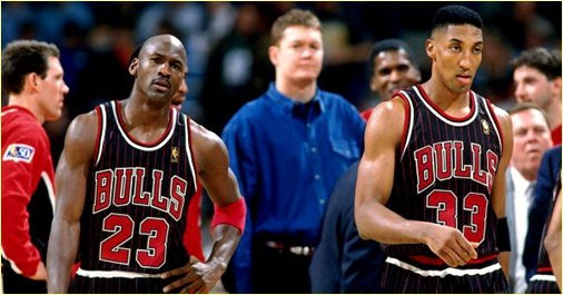 Washington Bullets vs. Chicago Bulls - 21 février 1997