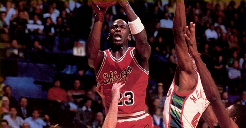 Milwaukee Bucks vs. Chicago Bulls - 24 avril 1985 - 1st Roun Game 3