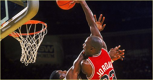 Los Angeles Lakers vs. Chicago Bulls - 7 juin 1991 - Finals Game 3