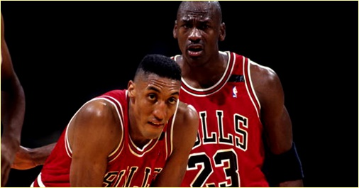 Chicago Bulls vs. Milwaukee Bucks - 16 avril 1993