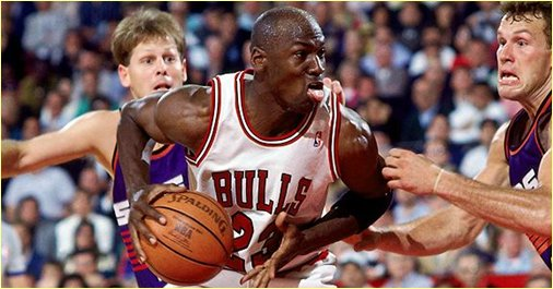 Chicago Bulls vs. Phoenix Suns - 18 juin 93 - Finals Game 5