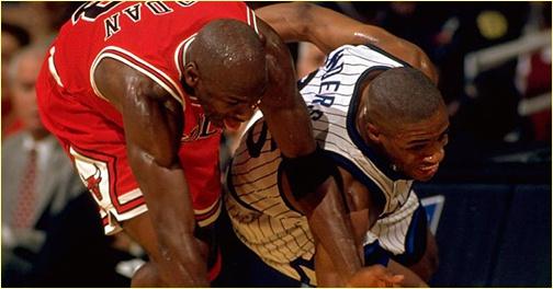 Orlando Magic vs. Chicago Bulls - 25 mai 96 - Conf. Finals Game 3