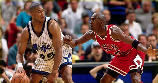 Orlando Magic vs. Chicago Bulls - 10 mai 1995 - Conf. SF Game 2