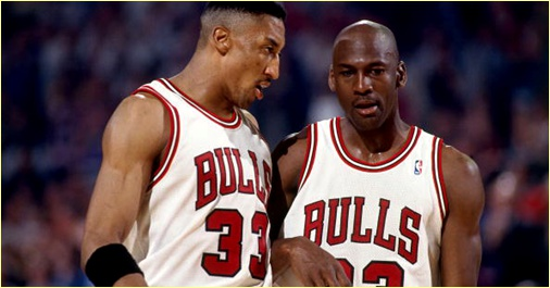 Chicago Bulls vs. New Jersey Nets - 12 décembre 1992