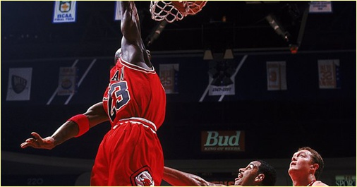 Chicago Bulls vs. New Jersey Nets - 26 avril 98 - 1st Round Game 2