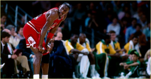 Chicago Bulls vs. Seattle Supersonics - 23 février 1988