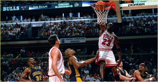Chicago Bulls vs. Indiana Pacers - 31 mai 98 - Conf. Finals Game 7