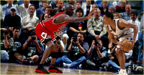 Utah Jazz vs. Chicago Bulls - 5 juin 1998 - Finals Game 2