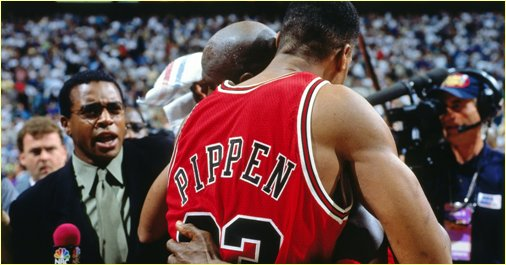 Utah Jazz vs. Chicago Bulls - 11 juin 1997 - The Flu game
