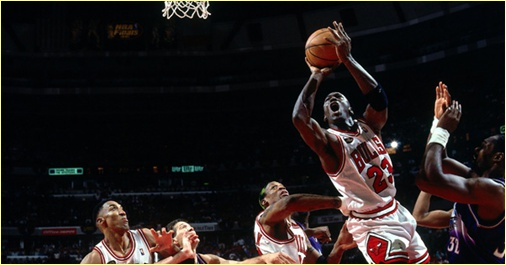 Chicago Bulls vs. Utah Jazz - 10 juin 1998 - Finals Game 4
