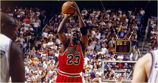 Utah Jazz vs Chicago Bulls - 14 juin 1998 - The Last Shot