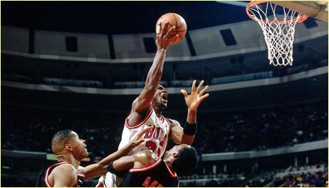 Chicago Bulls vs Miami Heat - 26 avril 1996 - 1st Round Game 1