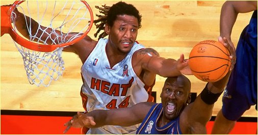 Miami Heat vs. Washington Wizards - 30 novembre 2001