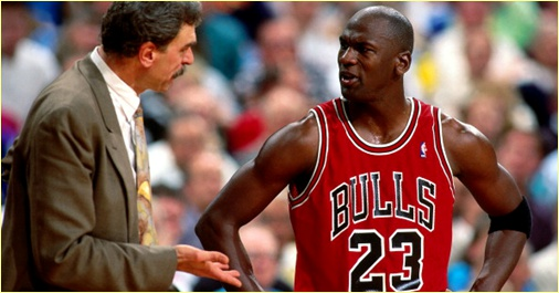 Seattle Supersonics vs. Chicago Bulls - 22 novembre 1991
