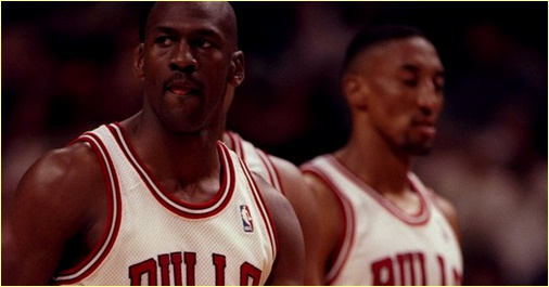 Chicago Bulls vs. Toronto Raptors - 7 novembre 1995
