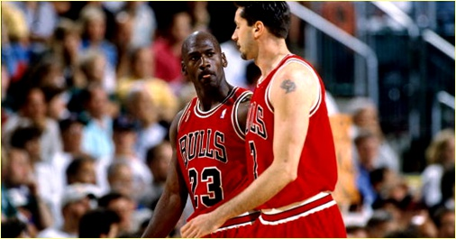 Chicago Bulls vs Golden State Warriors - 7 février 1996