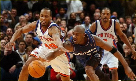 New York Knicks vs. Washington Wizards - 22 décembre 2011