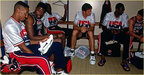 Olympic Games - 31 juillet 1992 - USA vs. Brazil