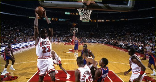 Detroit Pistons vs. Chicago Bulls- 23 mai 1989 - Conf. Finals Game 2