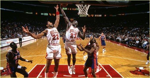 Detroit Pistons vs. Chicago Bulls - 27 mai 91 - Conf. Finals Game 4