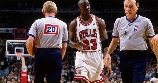 Chicago Bulls vs. Houston Rockets - 18 janvier 1997