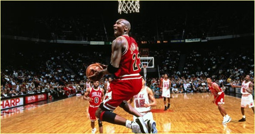 Chicago Bulls vs. Miami Heat - 1er mai1996 - 1st Round Game 3