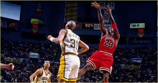 Indiana Pacers vs. Chicago Bulls - 23 mai 1998 - Conf. Finals Game 3