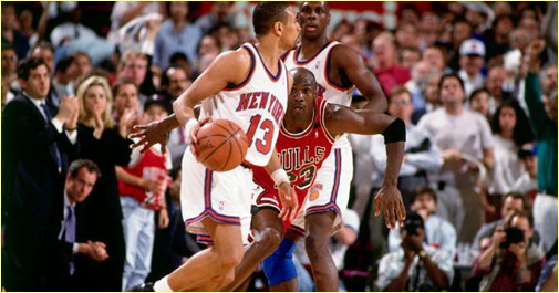 New York Knicks vs. Chicago Bulls - 14 mai 1992 - Conf. SF - Game 6