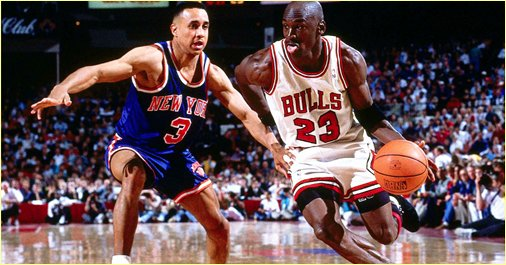 Chicago Bulls vs. New York Knicks - 4 juin 93 - Conf. Finals Game 6