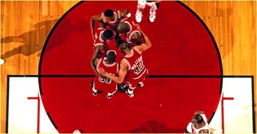 Portland Trailblazers vs. Chicago Bulls - 18 novembre 1990