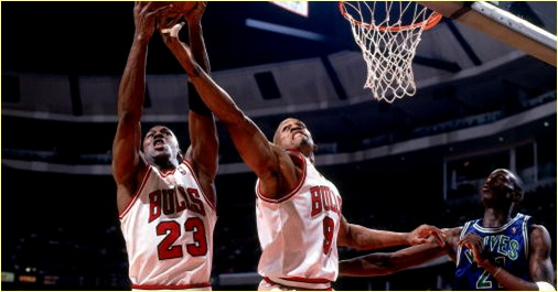 Chicago Bulls vs Minnesota Timberwolves - 3 avril 1998