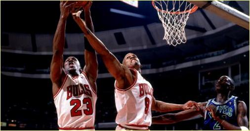 Chicago Bulls vs Minnesota Timberwolves - 3 avril 1998
