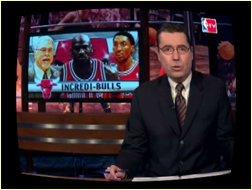 1996 Chicago Bulls Top Ten plays