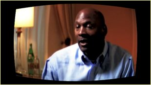 Michael Jordan exclusive interview with John Thompson
