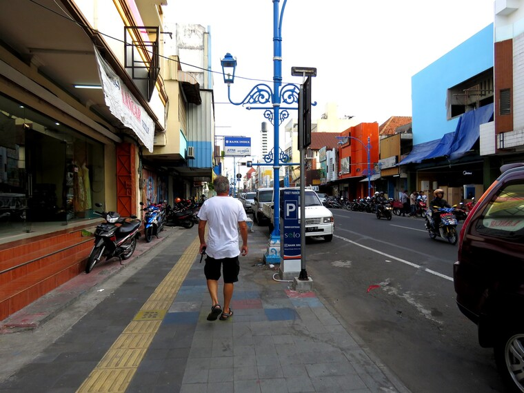 11 Juillet 2018 - En route pour Surakarta (Solo)