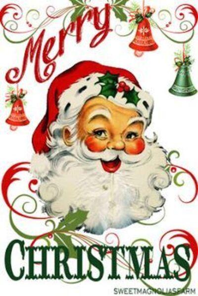 Merry Christmas - lettering