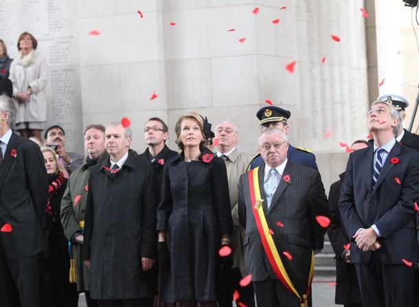 Mathilde et l'armistice