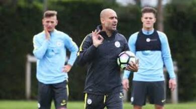 Méthode PEP GUARDIOLA à Manchester-City