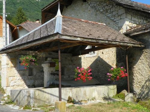 Petit patrimoine à Chavornay