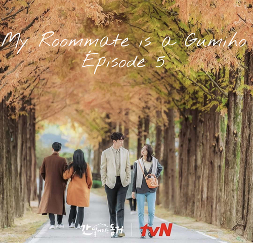 My Roommate is a Gumiho EP05