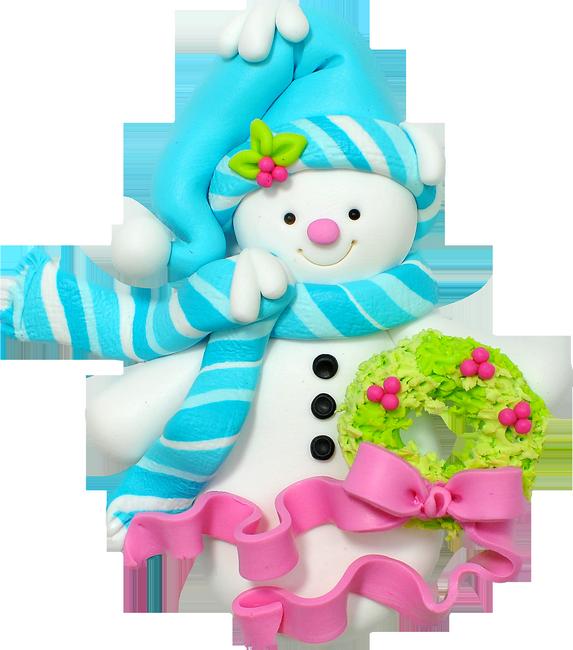 tube bonhomme de neige 7