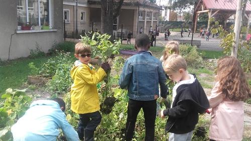 notre jardin d'école