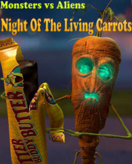 2011 -Night of the Living Carrots (Vidéo)