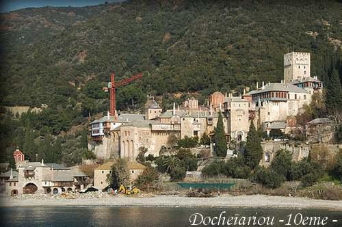 Patrimoine mondial de l'Unesco : Le mont Athos - Grèce - 2ème partie