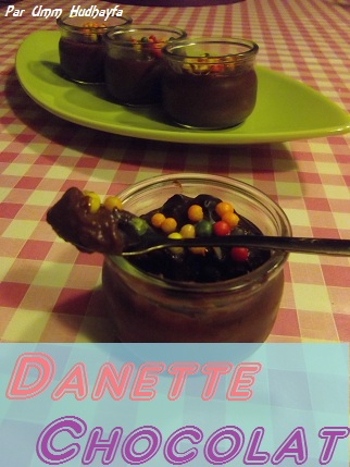Danette Chocolat