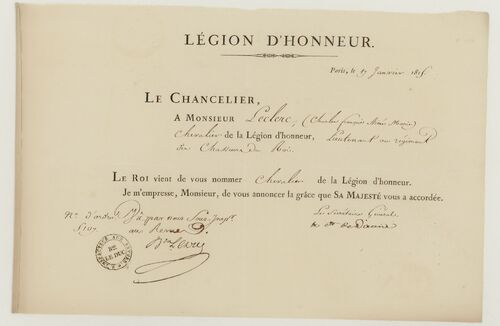 LECLERC Charles-François-Aimé