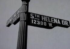 Adresse de Marilyn Monroe : 5th Helena Drive
