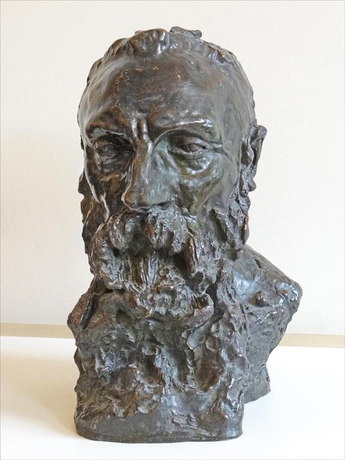 17 Novembre 1917 : décès d'Auguste Rodin